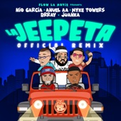 Anuel Aa;Nio Garcia;Juanka;Brray;Myke Towers - La Jeepeta (Remix)