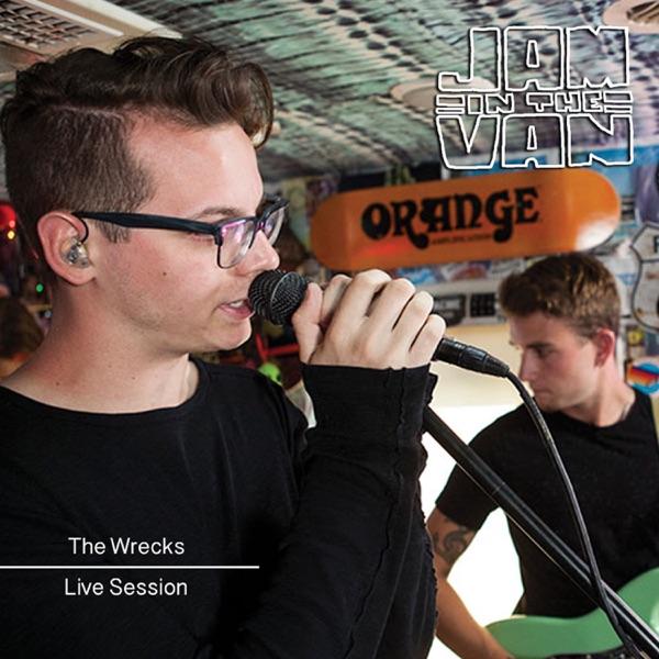 Jam In the Van the Wrecks - Single
