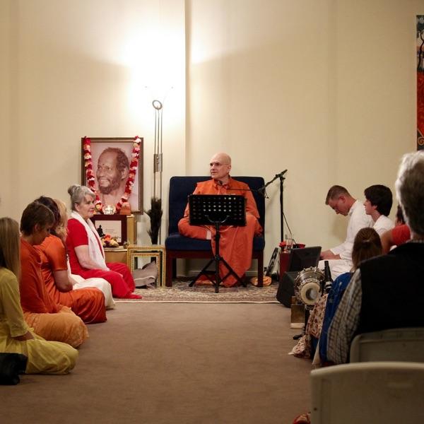 Learn Self-inquiry Meditation with Swamiji