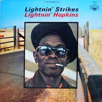 Lightnin' Hopkins - Lightnin' Strikes, Vol. 1 artwork