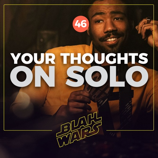 Cover image of Blah Wars: A Star Wars Podcast