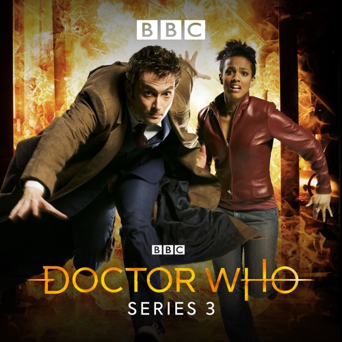 Doctor Who, Season 3 poster