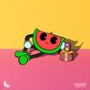 DMNDS, Strange Fruits Music & Fallen Roses - Calabria (feat. Lujavo & Nito-Onna) artwork