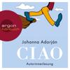 Ciao - Johanna Adorján