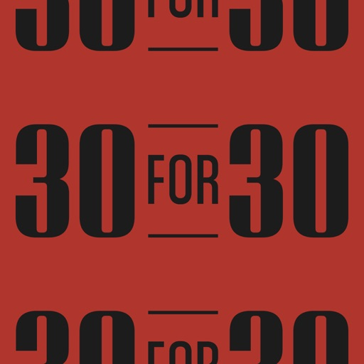 Cover image of 30 For 30 Podcasts