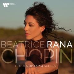 Chopin: 12 Études, Op. 25 & 4 Scherzi