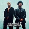 Maluma & The Weeknd - Hawái (Remix) artwork