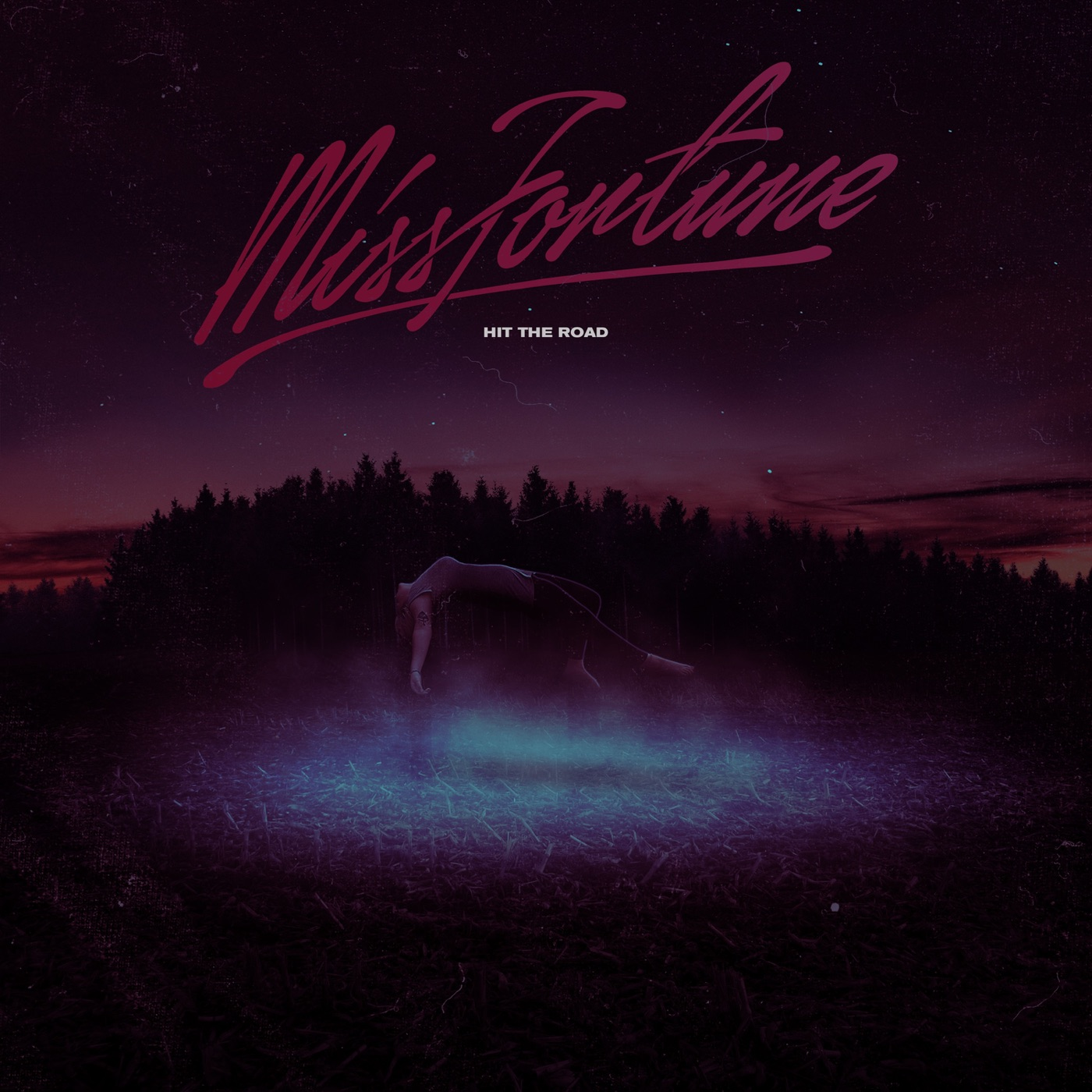 Miss Fortune - Hit The Road [single] (2018)