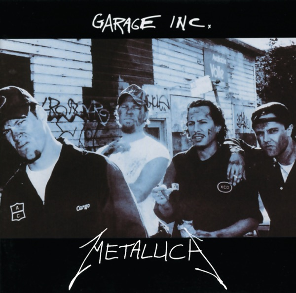 Metallica mit Turn the Page