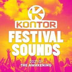 Kontor Festival Sounds 2021.01: The Awakening (DJ Mix)