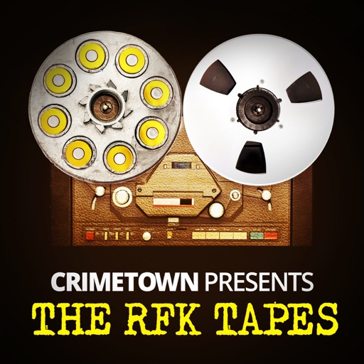 Cover image of The RFK Tapes