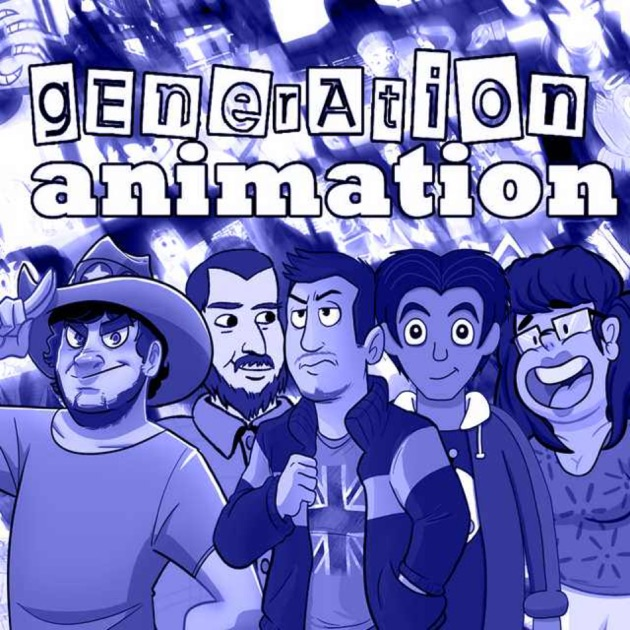 Generation Animation de Fan Off Media en Apple Podcasts