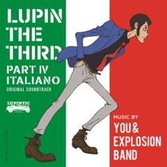 LUPIN THE THIRD, Pt. IV Original Soundtrack - ITALIANO - Digital Edition