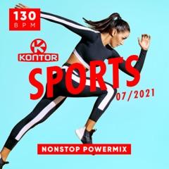 Kontor Sports - Nonstop Powermix, 2021.07 (DJ Mix)