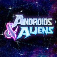 Podcast cover art for Androids & Aliens