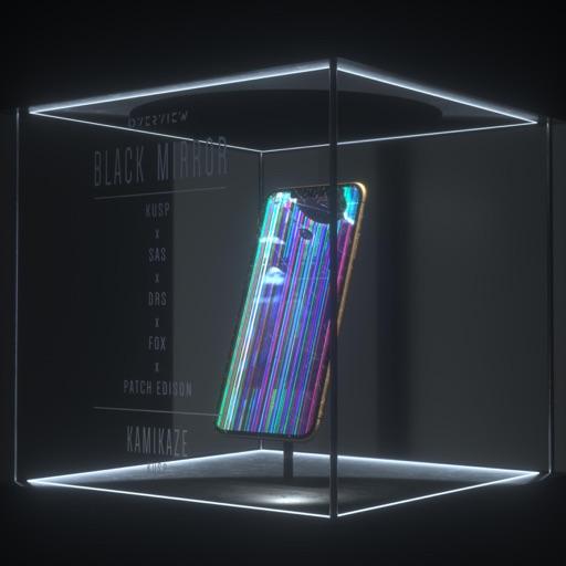 Black Mirror / Kamikaze - Single by Fox & Patch Edison & Kusp & MC SAS & DRS