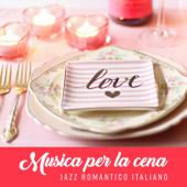Musica per la cena: Jazz romantico italiano, chitarra strumentale e piano café, momenti smooth e sensuali, profondo rilassamento