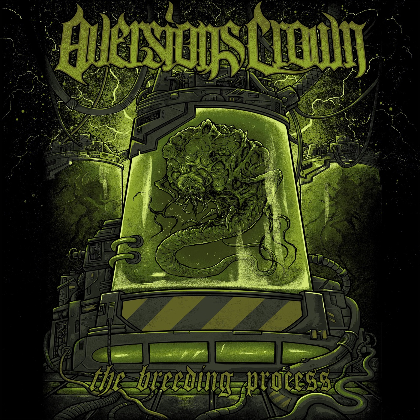 Aversions Crown - The Breeding Process [Single] (2018)