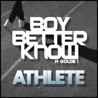 Athlete (feat. Goldie1) - Single