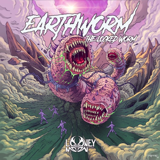The Locked Worm - Single by Earthworm