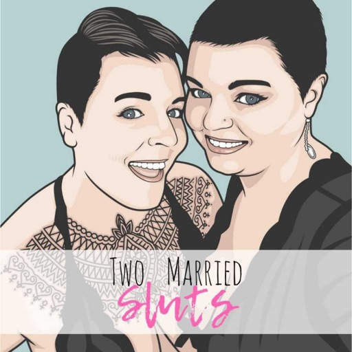 Cover image of Two Married Sluts