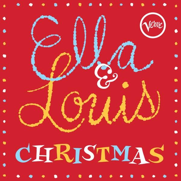 Ella Fitzgerald mit Frosty the Snowman