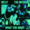 What You Want feat The Weeknd Belly