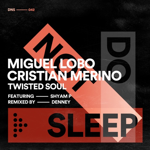 Twisted Soul - EP by Miguel Lobo & Shyam P & Cristian Merino