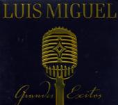 Grandes Éxitos - Luis Miguel Cover Art