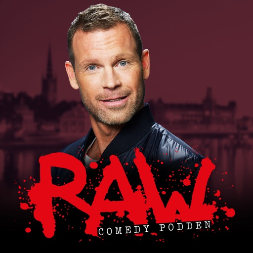 Cover image of RAW comedy podden