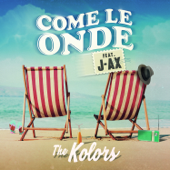 Come le onde (feat. J-AX)