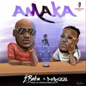 Amaka (feat. Peruzzi)-2Baba