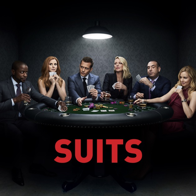 Right-Hand Man - Suits