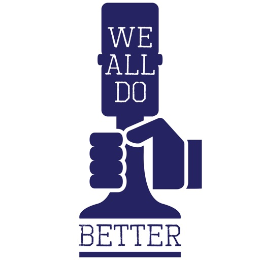 Cover image of We All Do Better