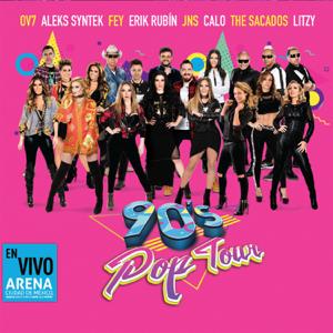Varios Artistas - 90's Pop Tour (En Vivo) [Deluxe Edition]