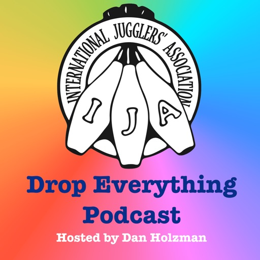 Cover image of Drop Everything with Dan Holzman