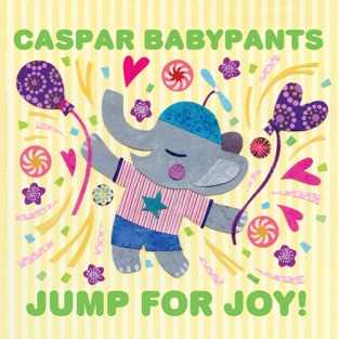 Jump for Joy! – Caspar Babypants