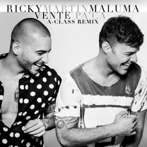 Vente Pa' Ca (feat. Maluma) [A-Class Remix] - Single Mp3 Download