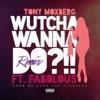 Wutcha Wanna Do?!! (feat. Fabolous) [Remix] - Single, Tony Moxberg