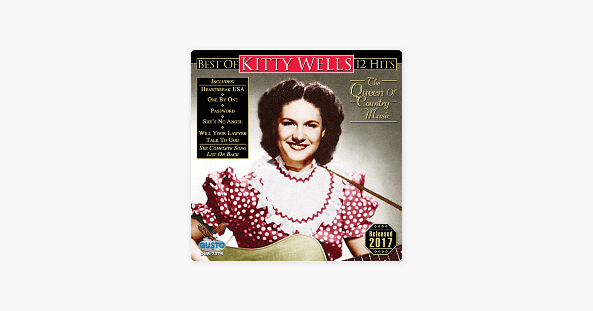 Best of Kitty Wells by Kitty Wells