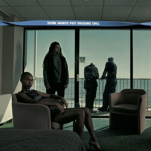 Album artwork of Skunk Anansie – Post Orgasmic Chill