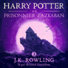J.K. Rowling - Harry Potter et le Prisonnier d'Azkaban (Harry Potter 3) artwork
