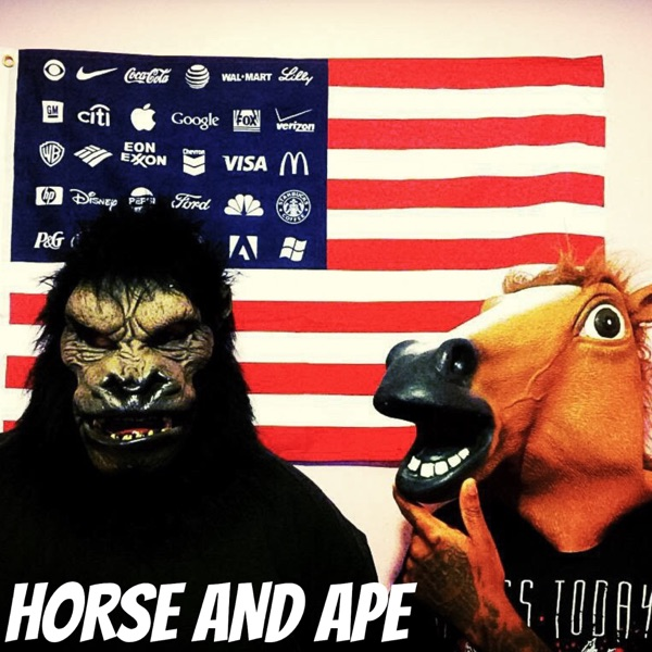 Horse And Ape