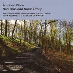 An Open Place (feat. Steve Waterman, Martin Shaw, Steve Lodder, Mark Nightingale & Barnaby Dickinson)