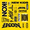 NEW KIDS: BEGIN - EP - iKON