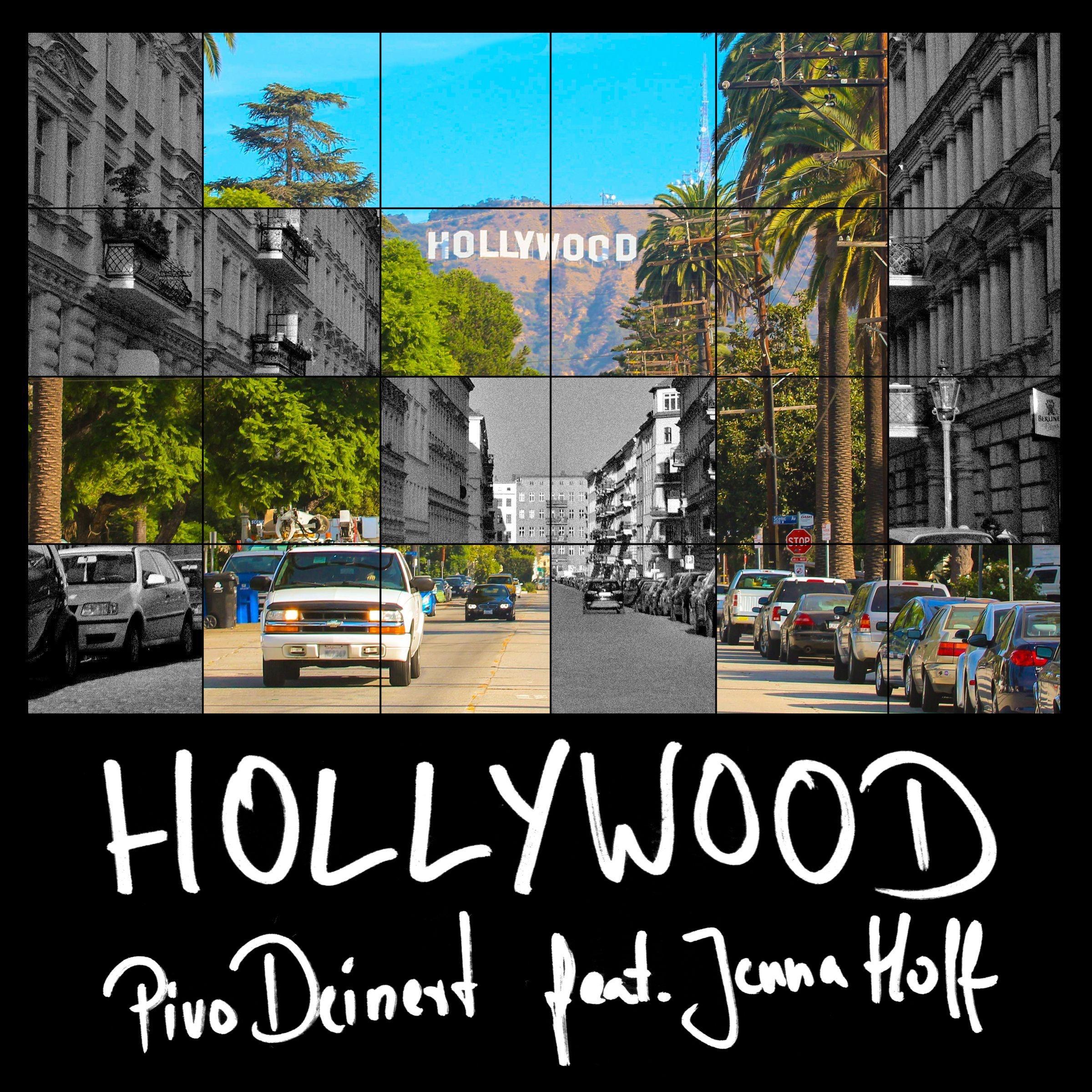Hollywood (feat. Jenna Hoff) - Single