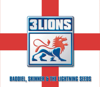 Three Lions - EP - Baddiel, Skinner & The Lightning Seeds