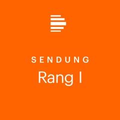 Rang I - das Theatermagazin (ganze Sendung) - Deutschlandfunk Kultur