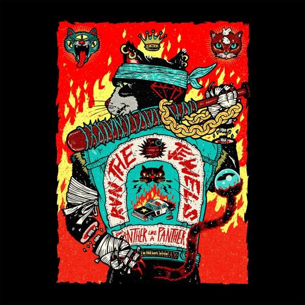 Panther Like a Panther (Original Demo Version) - Single