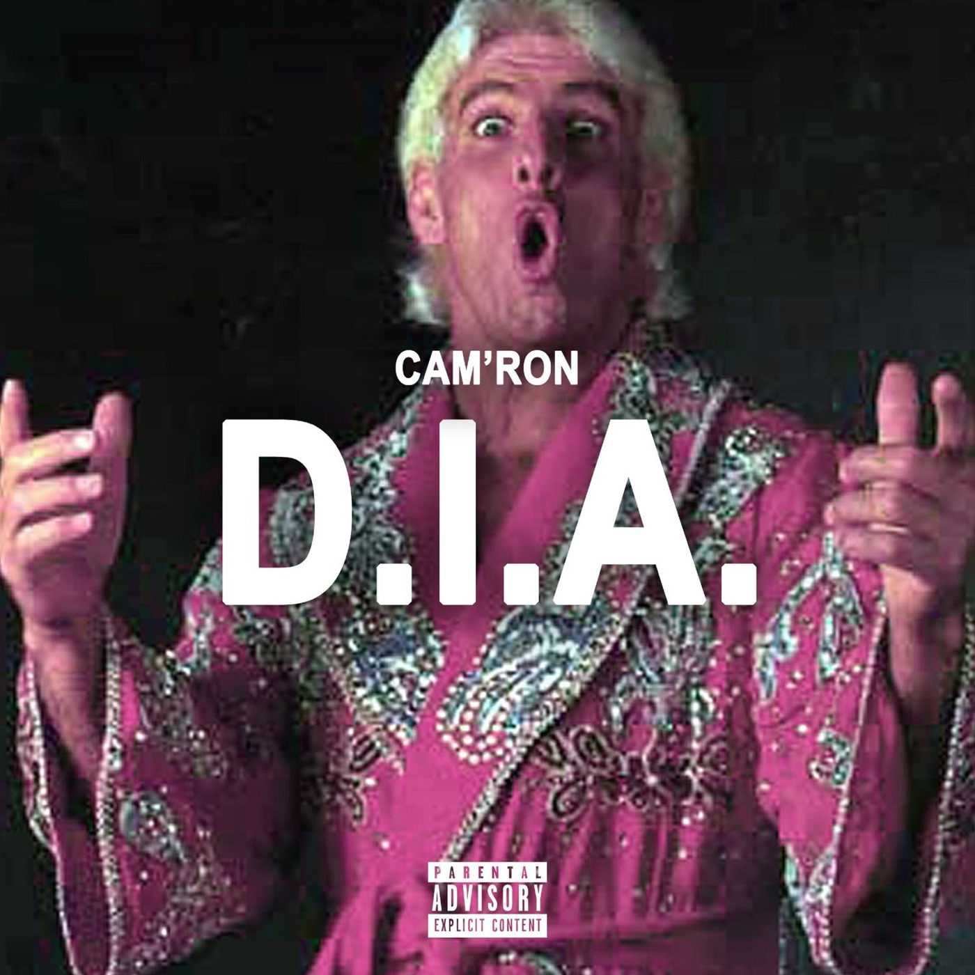 Cam'ron - Yell - Single Cover